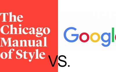 Grammarians vs. Google: A Lesson in Calculated Business Risk Taking